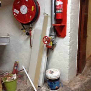 DWH - basement